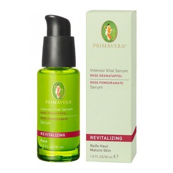 Primavera Öl - Intensiv Vital Serum Rose Granatapfel 30ml