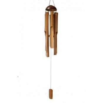 Bambus-Windspiel 30 cm