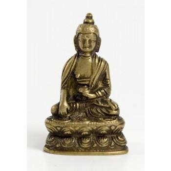 Buddha Akshobhya Messing 5.5 cm