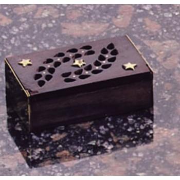 Duftdose ohne Amber (Holz)
