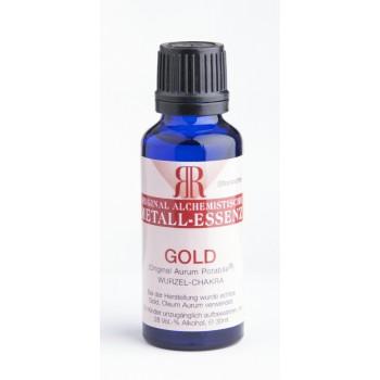 Essenz, Aurum Potabile 30 ml (Gold-Essenz)