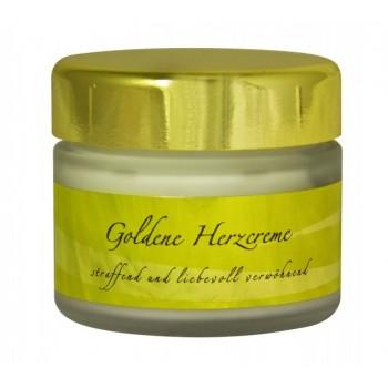 Goldkosmetik - Goldene Herzcreme 50ml