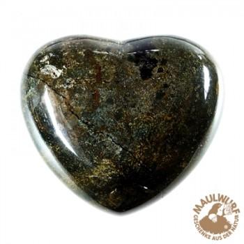 Herz bauchig, Ozean-Jaspis, 5,5cm