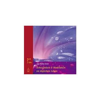 Kabat-Zinn, J: Achtsamkeit und Meditation/mit 2 CDs