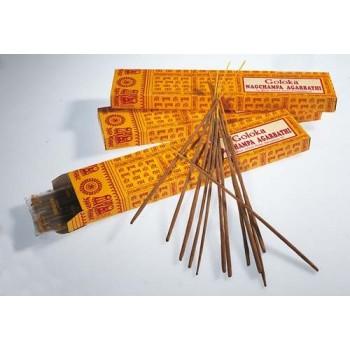 Räucherstäbchen Nag Champa - Goloka 15 g (VPE: 12 Stück)