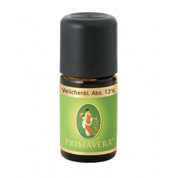 Primavera Öl - Veilchenblätter Absolue 13% 5ml