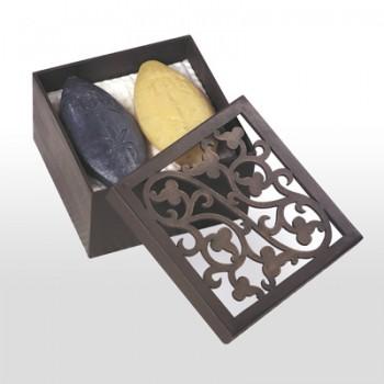 Carving-Box -Holz-Schmuck