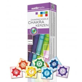 Chakra-Körper-Kerzen