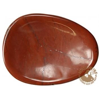Daumenstein Jaspis (rot)
