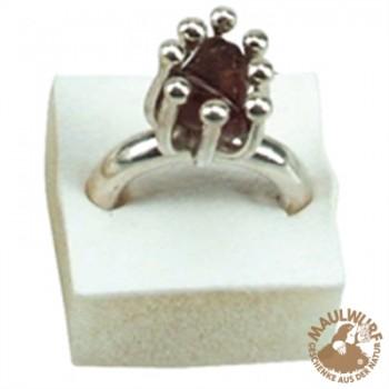 Einsatz für Schmuckschachtel Größe 4,5cm x 4,5cm , für Ring, VE mit 24 Stück