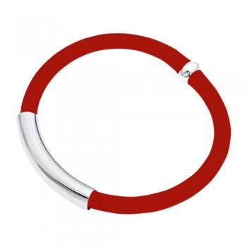Energieband Größe: M rot