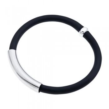 Energieband Größe: M schwarz