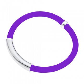 Energieband Größe: S lila
