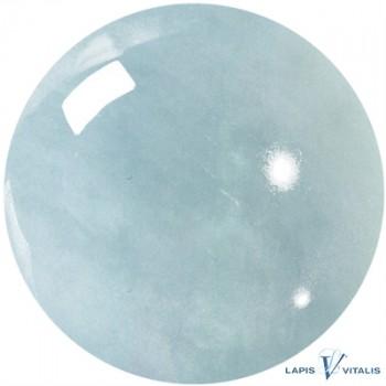 JOYA Massagestiftkugel Aquamarin/Beryll