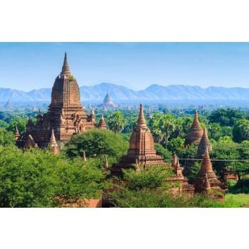 Reise nach Myanmar - Palmblattbibliotheken - 9 Tage