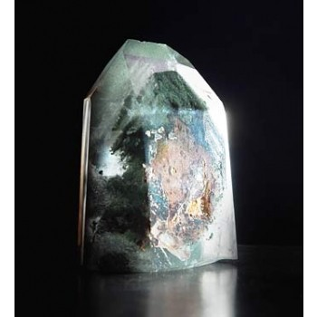 Phantomkristall 169,1Gramm, 7,5 x 5,5 cm