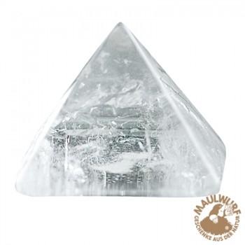 Pyramide Bergkristall, 4cm