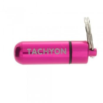 Tachyon Life Capsule™ Schlüsselanhänger pink