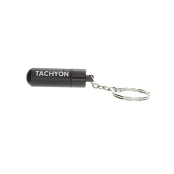 Tachyon Life Capsule™ Schlüsselanhänger schwarz