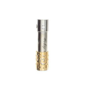 Tachyon Mini-Vortex Anhänger, gold