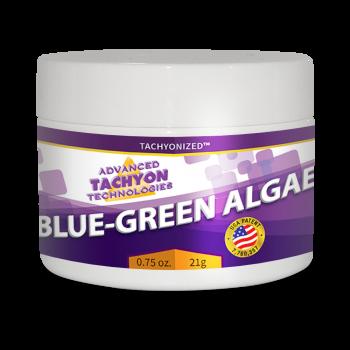 Tachyonisierte Blaualgen (Cyano-Bakterien), 21 g
