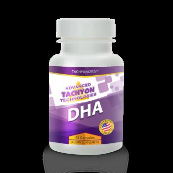 Tachyonisierte  DHA (Docosahexaensäure) Gehirnnahrung, 45 Kapseln
