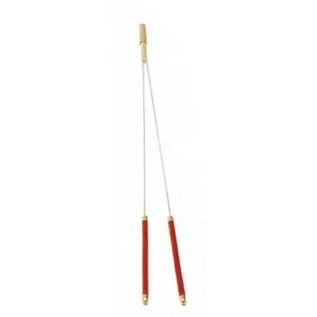 Wünschelrute mit Kunststoffgriff, 42,5 cm