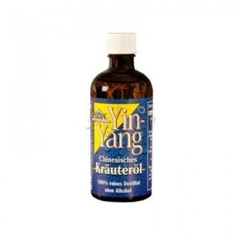 YIN YANG - Altjapanisches Pflanzenöl - BEST OF NATURE 50ml Flasche